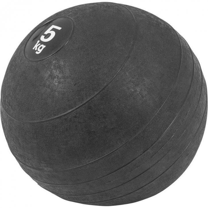 Slamball Gummi Medizinball 5 KG - Gorilla Sports