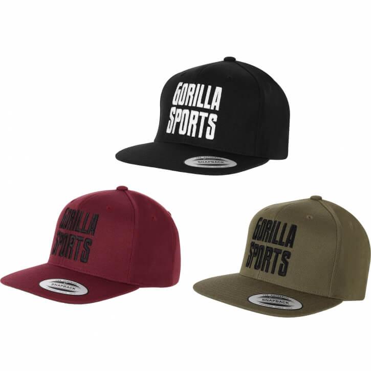Gorilla Sports Snapback online kaufen bei Gorilla Sports 3aa60501c9e0