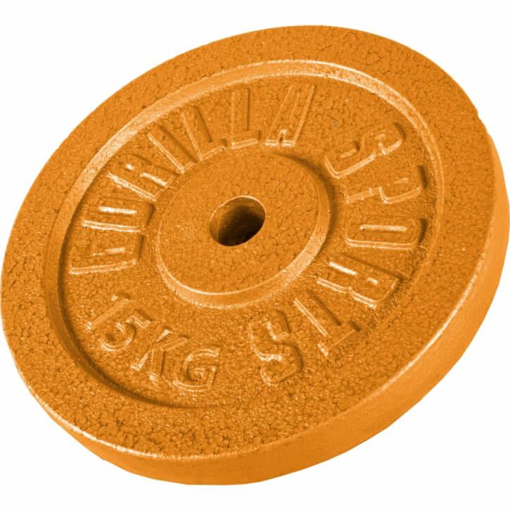 Hantelscheibe Gold 15 KG