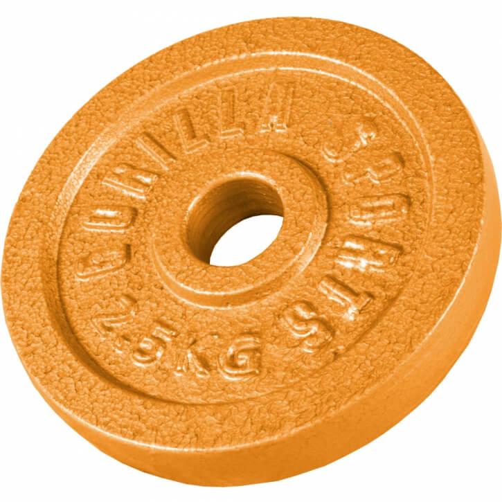 Hantelscheibe Gold 2,5 KG