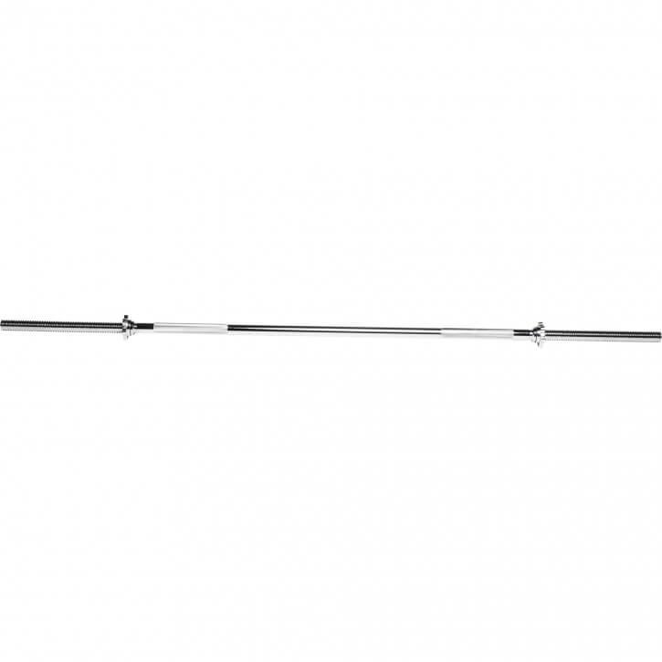 Langhantelstange mit Sternverschluss 180 cm