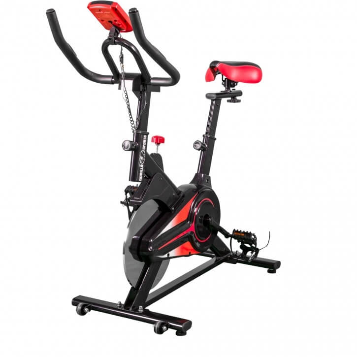 indoor cycling bike kaufen bei gorilla sports. Black Bedroom Furniture Sets. Home Design Ideas