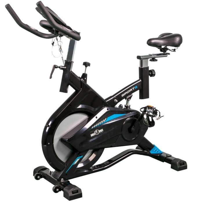 Indoor Cycling Bike Profi Computer