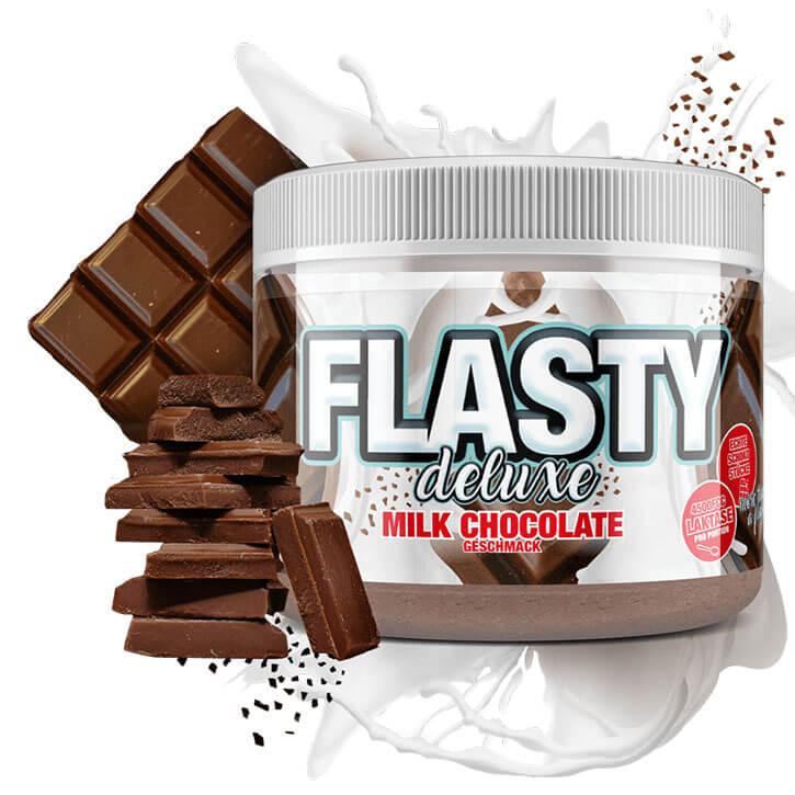 Flasty Deluxe Milk Chocolate
