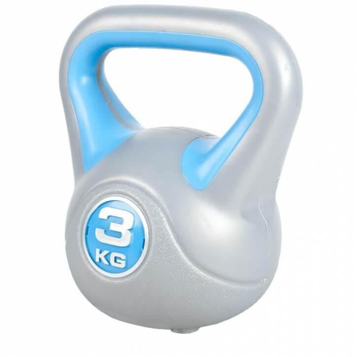 Kettlebell Stylish 3 KG - Gorilla Sports