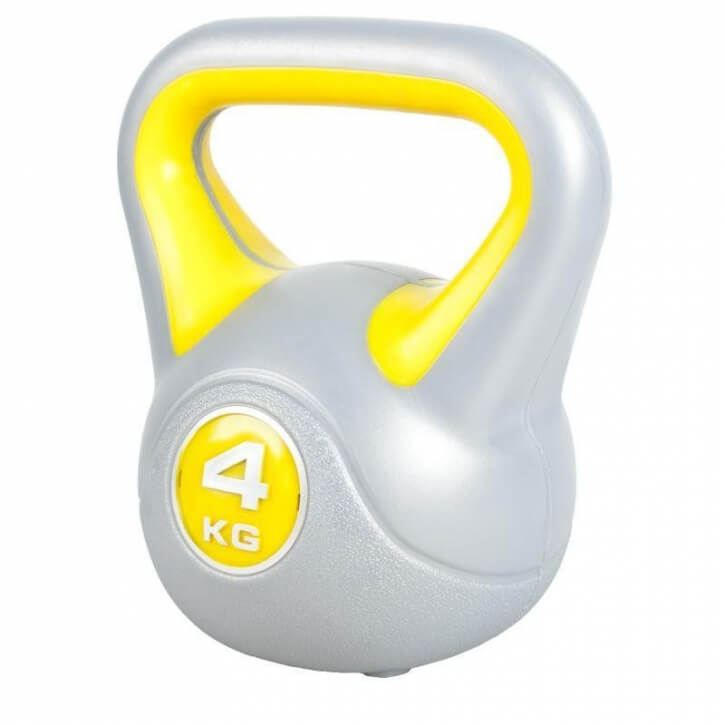 Kettlebell Stylish 4 KG - Gorilla Sports