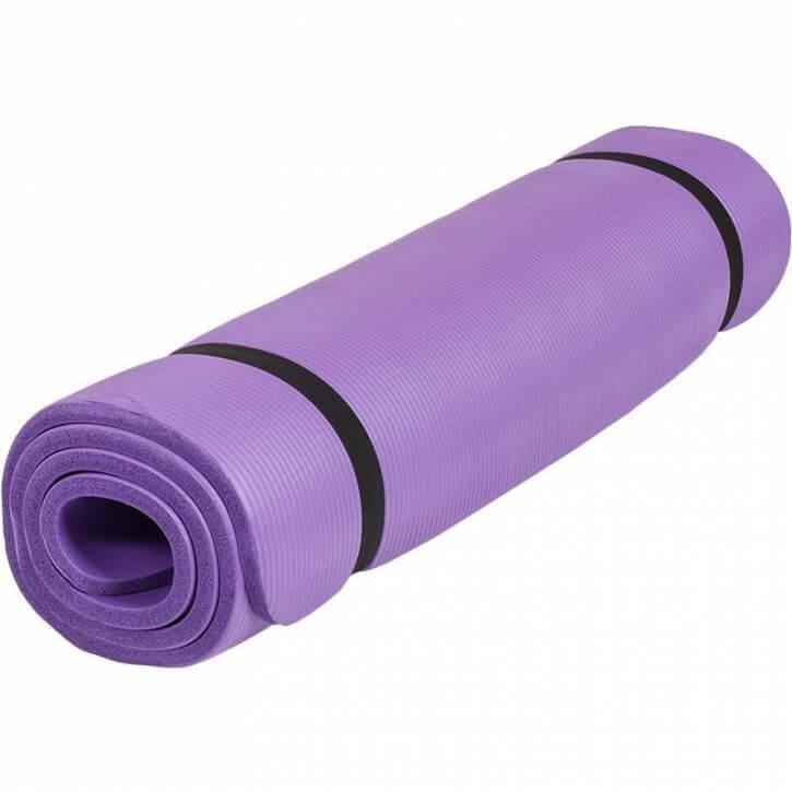 190 x 100 x 1,5 YOGAMATTE Purple - Gorilla Sports