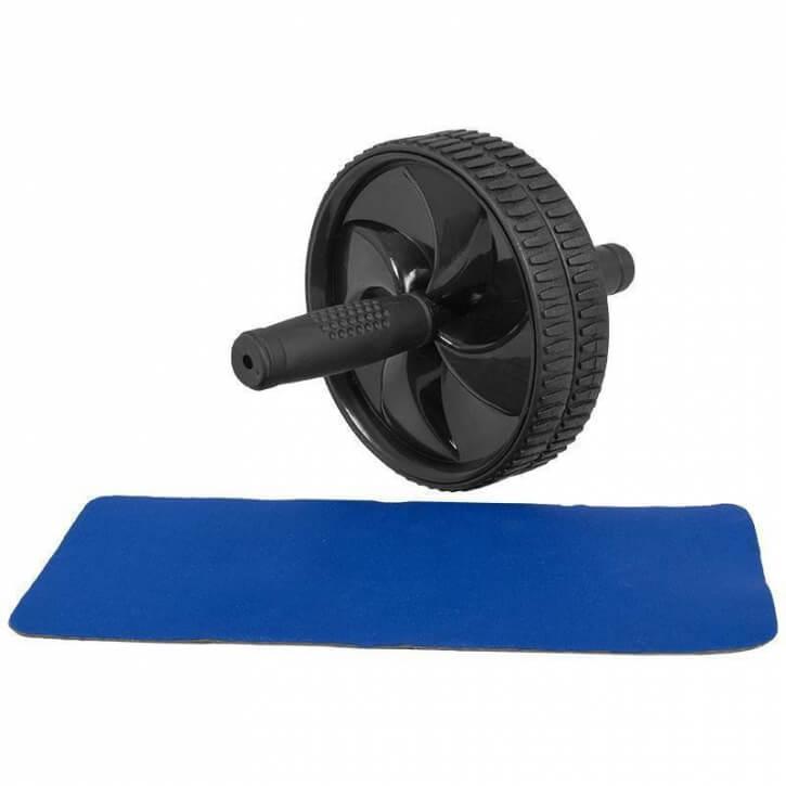 AB Wheel Bauch Roller Bauchtrainer - Gorilla Sports