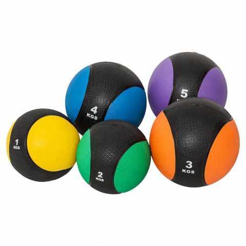 Medizinball 1-10 KG - Gorilla Sports