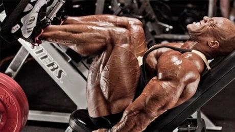 10 Top Übungen für das Beintraining