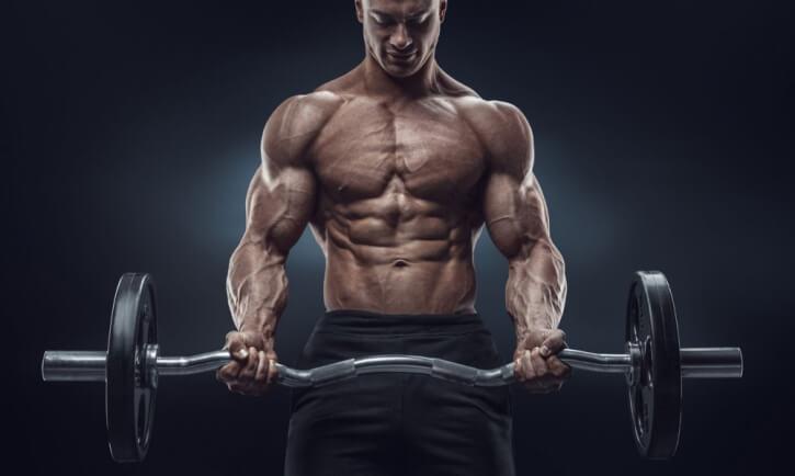 Ernährungsplan - Muskelaufbau und Definiton