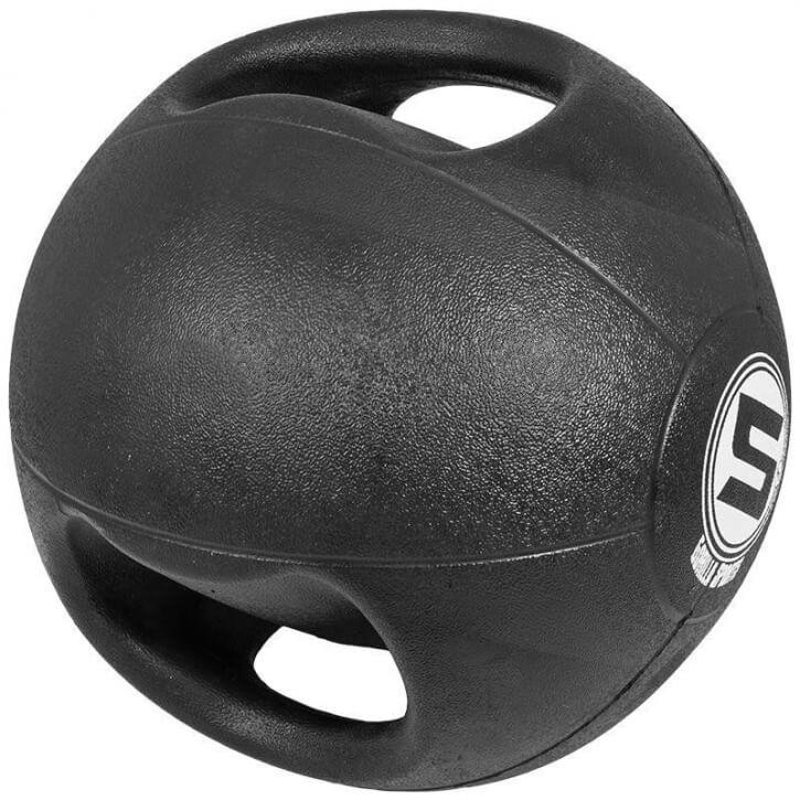Medizinball Grip 5 KG - Gorilla Sports