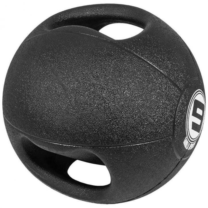Medizinball Grip 9 KG - Gorilla Sports