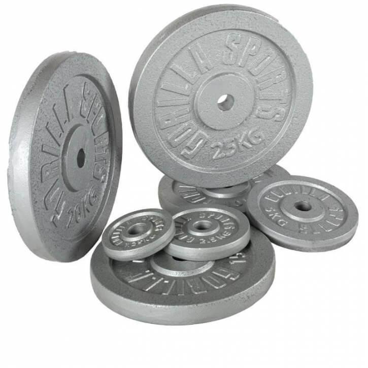 Gewichte für Dein Hanteltraining