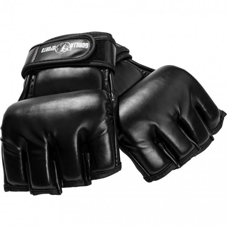 MMA Boxhandschuhe Schwarz