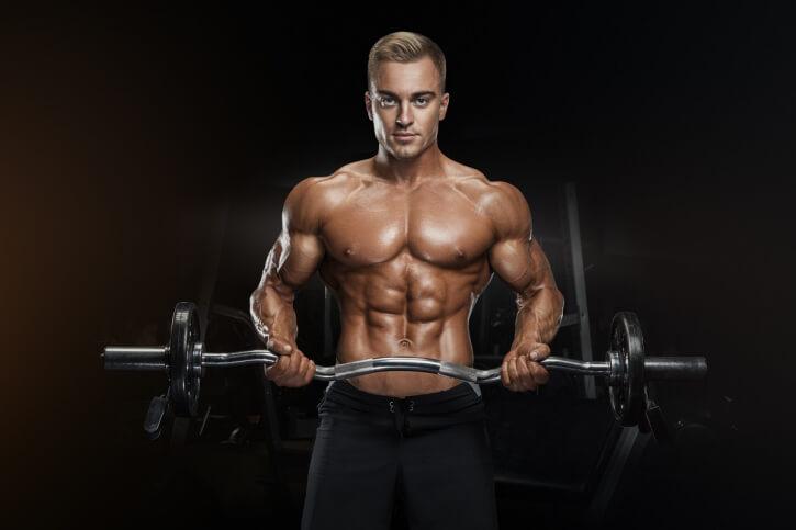 Tipps für den Muskelaufbau