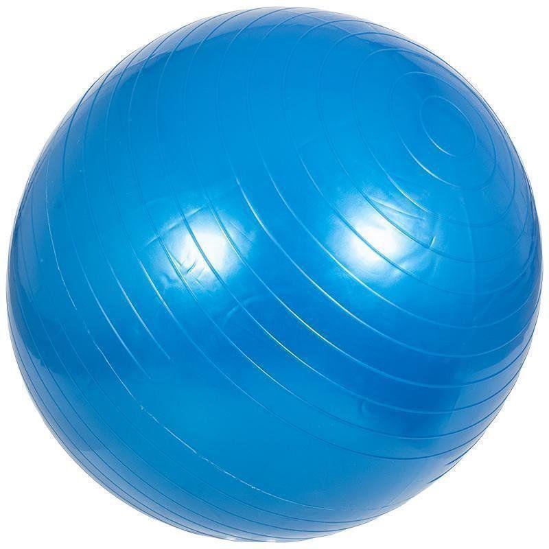 gymnastikball 75 cm blau kaufen bei gorilla sports. Black Bedroom Furniture Sets. Home Design Ideas