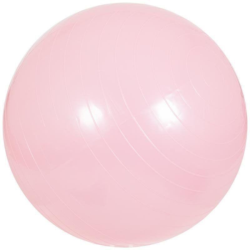 gymnastikball 75 cm pink kaufen bei gorilla sports. Black Bedroom Furniture Sets. Home Design Ideas