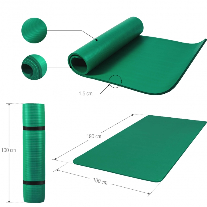 Yoga-Wheel f/ür Yoga GORILLA SPORTS/® Yoga Rad 32,5 x 13 x 2 cm Pilates und Gymnastik in 4 verschiedenen Farben
