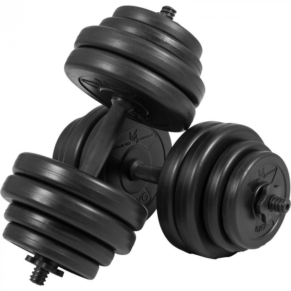 kurzhantelset e series 25 mm kunststoff 30 kg gorilla sports. Black Bedroom Furniture Sets. Home Design Ideas