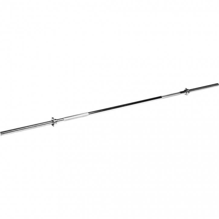 Langhantelstange mit Sternverschluss 200 cm