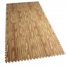 Schutzmattenset 8 Matten Holzoptik