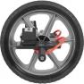 Power Wheel Bauchtrainer