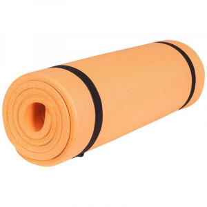 190 x 100 x 1,5 YOGAMATTE ORANGE