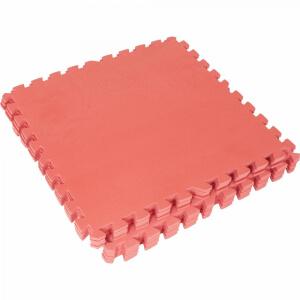 Schutzmattenset 8 Matten Rot