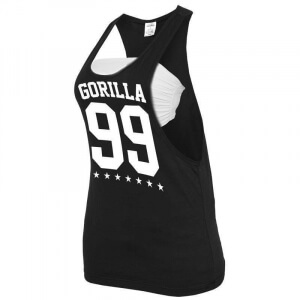 Ladies Gorilla 99 Prepack black/white L - Gorilla Sports