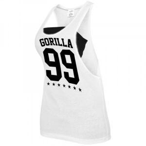 Ladies Gorilla 99 Prepack white/black L - Gorilla Sports