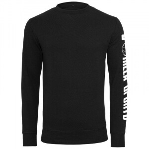 Gorilla Sports Crewneck black S