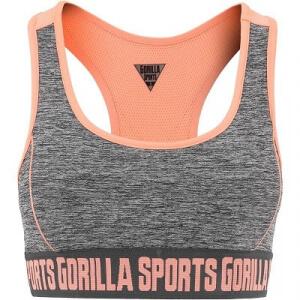 Gorilla Sports Ladies Functional Sports Bra XS