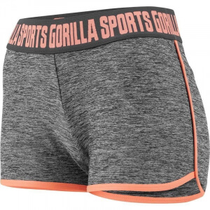 Gorilla Sports Ladies Functional Hotpants XS