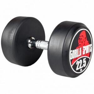 Gorilla Sports Rundhanteln 22,5 KG - Gorilla Sports