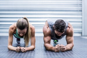 3er-Split-Trainingsplan - das Tool für mehr Trainingserfolge / Muskelaufbau