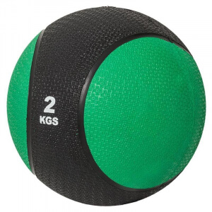 Medizinball 2 KG - Gorilla Sports