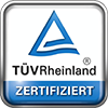 TÜV Rheinland Zertifiziert - ID: 1419049972